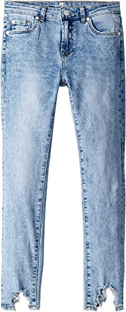 The Ankle Skinny Stretch Denim Jeans in Light Gallery Row (Big Kids)