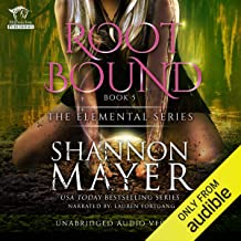 Rootbound: The Elemental Series, Book 5