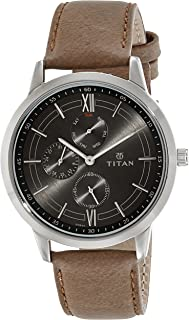 Men's Chronograph Watch - Quartz, Water Resistant