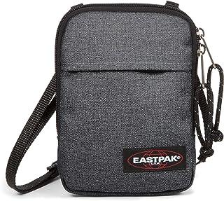 Eastpak Buddy Borsa A Tracolla, 18 Cm, Grigio (Black Denim)