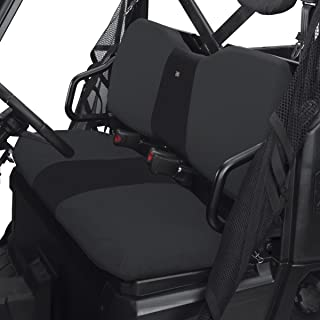 غطاء مقعد كوادجير يو تي في من كلاسيك أكسيسوريز لجرار بولاريس إكس بي / إتش دي (مقعد)، أسود - 18-026-010401-00