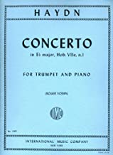 Haydn Concerto in Eb Major, Hob. Vlle, n.1 for Trumpet and Piano