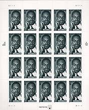 USPS 1999 Malcolm X - Sheet of Twenty 33 Cent Stamps - Scott 3273