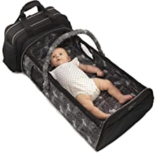 Best Travel Bassinet for Babies - Diaper Bag Combo - Portable Baby Nest Cosleeper Bed Review