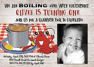 shrimp boil party invitations