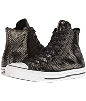 Converse - Chuck Taylor® All Star® Metallic Snake Hi