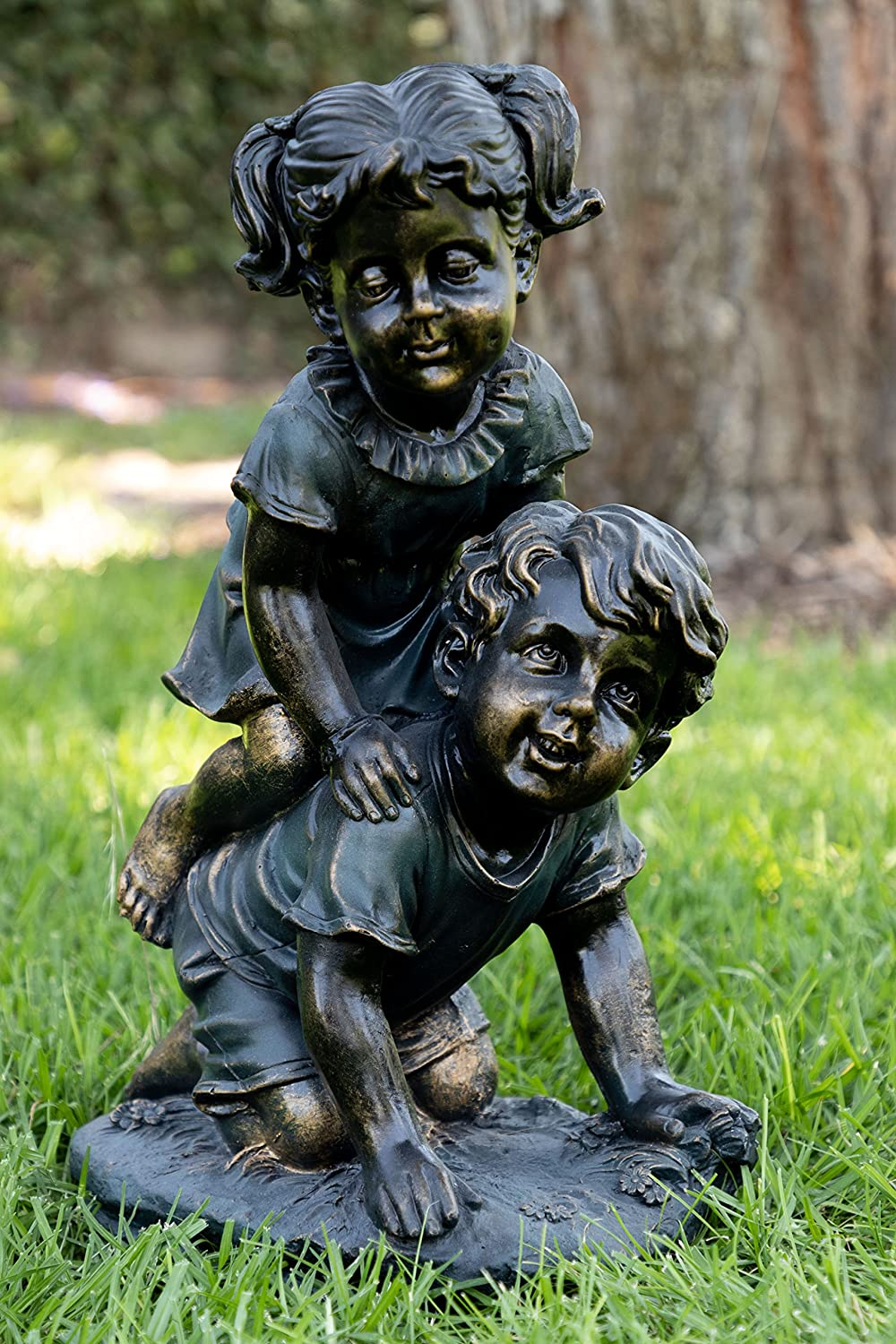 teen-black-boy-and-girl-pickaninny-statues