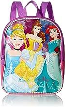 Disney Girls' Princess 10 Mini Backpack, Pink