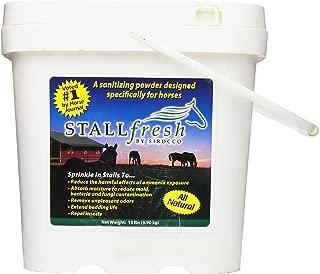 Stall Fresh Moisture Absorbent and Ammonia Neutralizer, 13-Pound Bucket