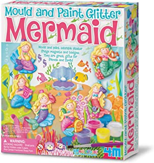 mould and paint glitter