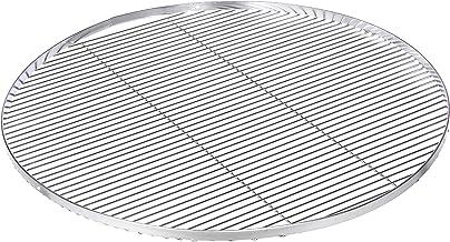 HeRo24 Edelstahl Grillrost Dreibein Ersatzrost 80 cm schwenkgrill