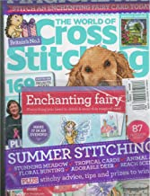 The World of Cross Stitching Magazine Issue 282 2019