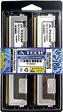 A-Tech 16GB Kit 2x8GB Memory Ram for DELL PowerEdge 1900 1950 1950 1955 2900 2950 M600 R900 SC1430 T110 PowerVault NF500 NF600 NX1950 Precision Workstation 490 690 690n R5400 R5400 Studio Hybrid 140G
