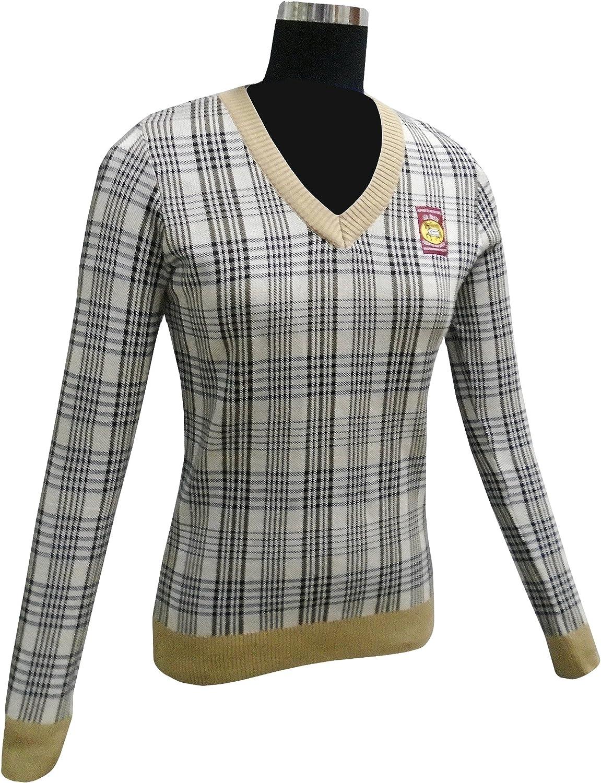 Baker Ladies Highland Sweater S Safari