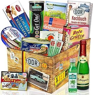"""Ostprodukte-Versand.de """"DDR SPEZIALITÄTEN BOX"""" Waren DDR Geschenkverpackung"""