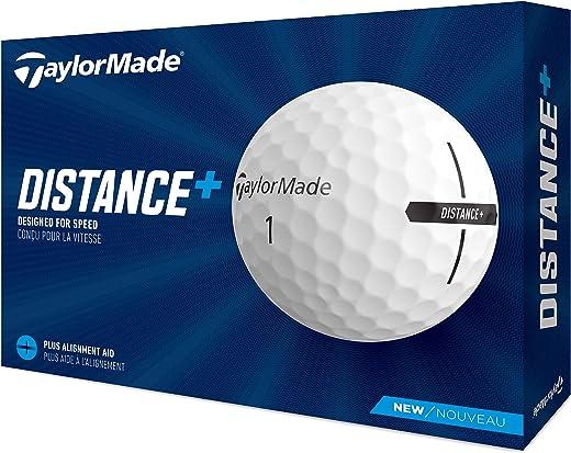 TaylorMade Distance+ Golf Balls
