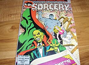 1973 Chilling adventures in sorcery comic book