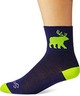 SockGuy Men's Bear Me Sock