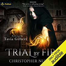 Trial by Fire: Schooled in Magic, Book 7