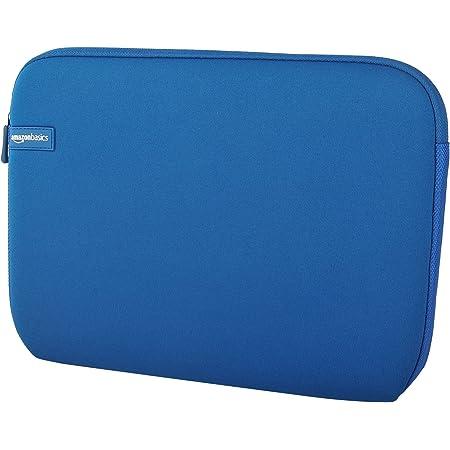 """Amazon Basics NC1506163F - Funda para ordenadores portátiles (11.6""""), color azul claro"""