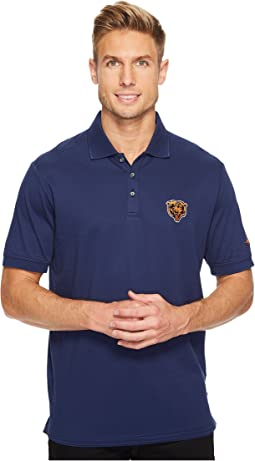 Chicago Bears NFL Clubhouse Polo