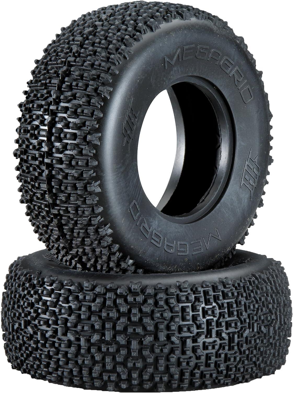 Hot Bodies 61754 HB Megagrid SC Truck Tire (2Piece), Pink