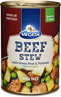 Vegeta Beef Stew with Green Peas and Potatoes 400 g,  400 g