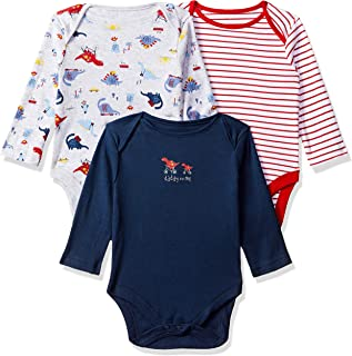 Mothercare Baby Boy's Overalls (Pack of 3)