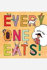 Everyone Eats Board book