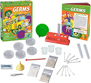 The Magic School Bus: The World of Germs