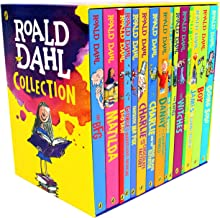 Roald Dahl Collection 15 Book Set by Roald Dalh - Paperback