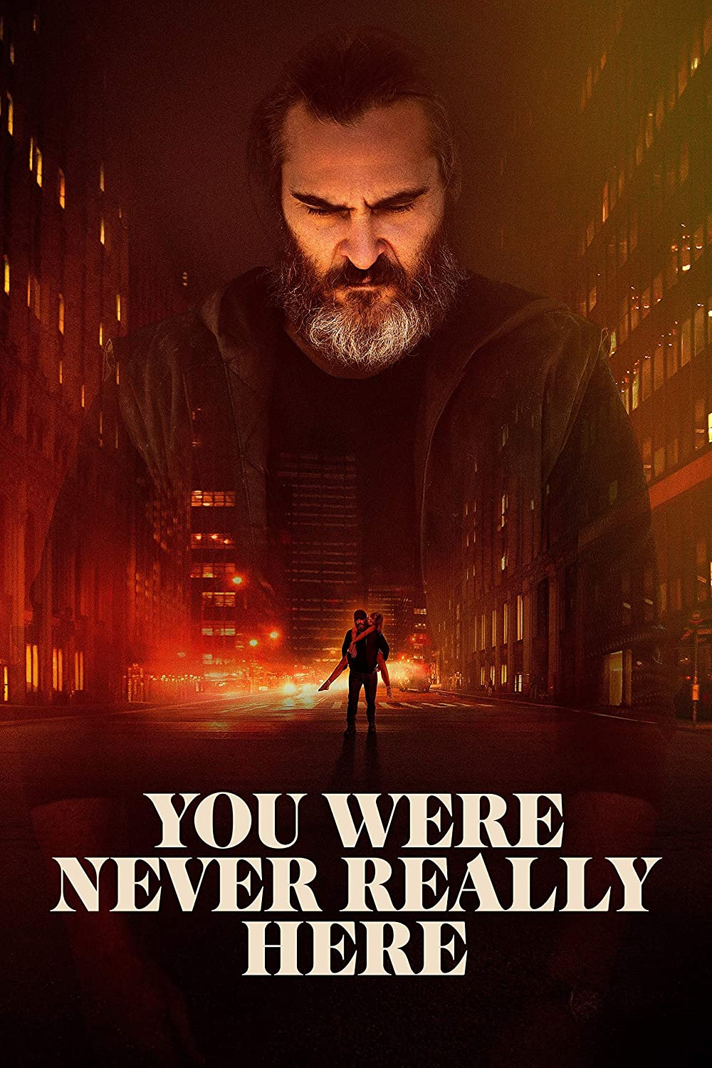 Black Creations You Were Never Really Here 1 Movie Poster Canvas Picture Art Print Premium Quality A0 A1 A2 A3 A4 (A0 Canvas (30 40))