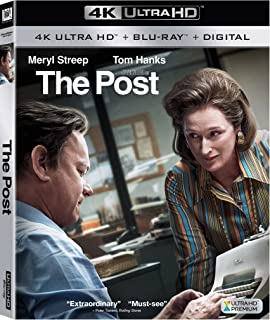 The Post: ペンタゴン ペーパーズ / 最高機密文書