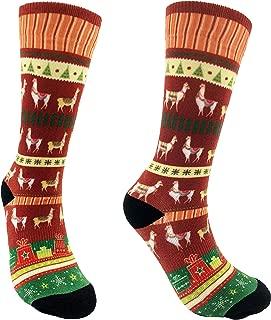 Funny Women Socks Novelty Crew Socks Crazy Dress Socks for Men