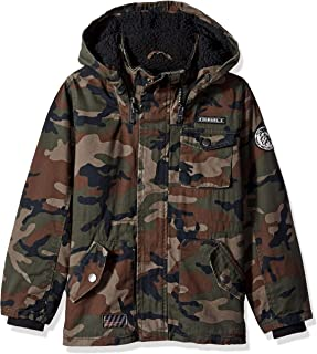 Boys' Cotton Parka Jacket