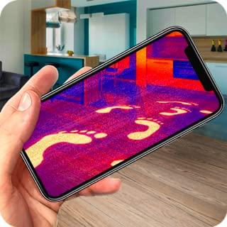Thermal Vision Pathfinder Simulator