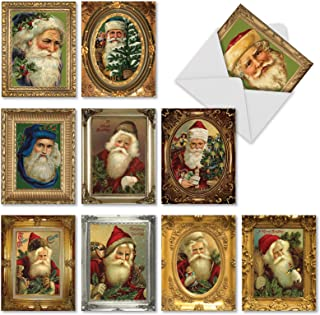 Best christmas santa claus big pictures Reviews