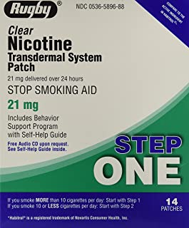 Best rugby nicotine patch price Reviews