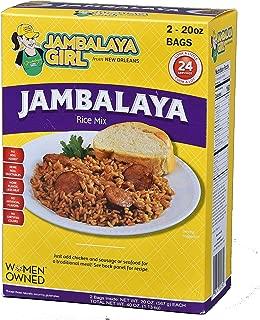 Jambalaya Girl's New Orleans Food Products (Jambalaya, 2 Pack 20 oz.)