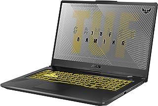 ASUS ゲーミングノートパソコンTUF Gaming A17 FA706IU (Ryzen 7 4800H / GTX 1660 Ti / 16GB, SSD 512GB / 17.3インチ / 1,920×1,080(フルHD) 120Hz...