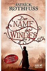 Der Name des Windes: Die Königsmörder-Chronik. Erster Tag (German Edition) Kindle Edition