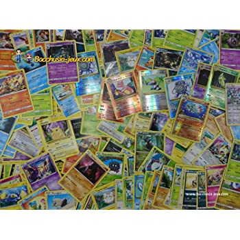 LOT DE 9 CARTES POKEMON GX ALÉATOIRES