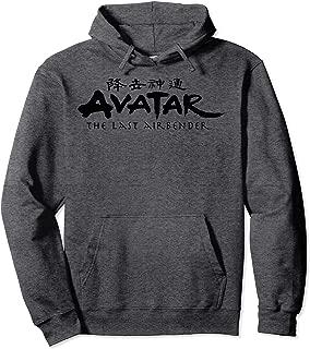Avatar The Last Airbender Logo Pullover Hoodie