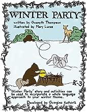WINTER  PARTY Gr. K-3