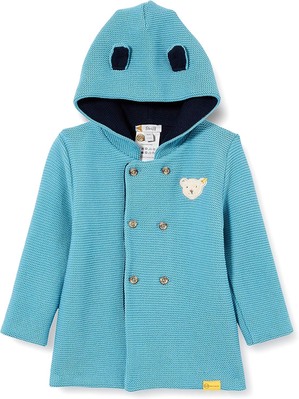 Steiff Baby Girls Mit S/ü/ßer teddyb/ärapplikation Fleece Jacket