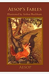 Aesop's Fables (Illustrated & Annotated) Kindle Edition