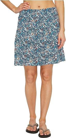 Essential Tencel® Tapestry Pocket Skirt