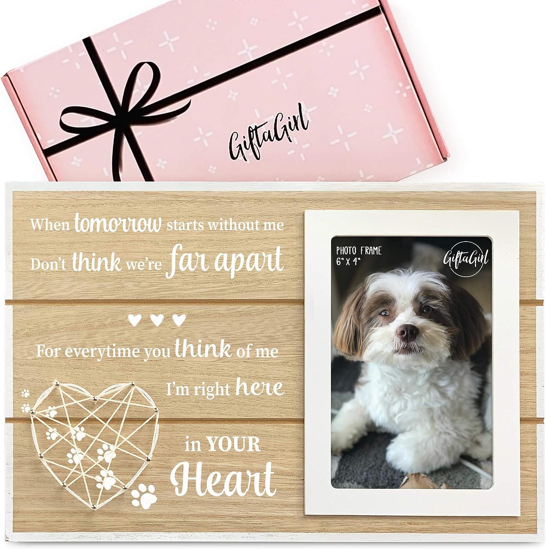 Bargain sale GIFTAGIRL Popular Dog Memorial Gifts - Gi Pet Indefinitely Beautiful