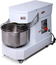 Hakka Commercial 50 Qt. Spiral Dough Mixer - 220V/60Hz Phase 3 (50 Qt Spiral Mixer)