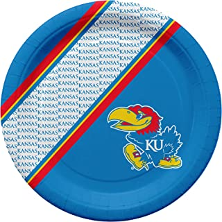 NCAA Kansas Jayhawks Disposable Paper Cups Pack of 20